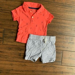 2 Piece set from Carters